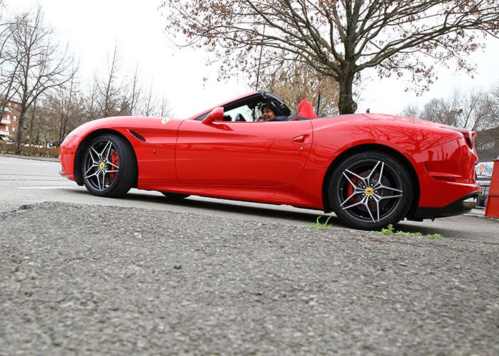 Keep Your Ferrari Geared to Drive