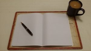 A Blank Page and a Cup of Masala Chai